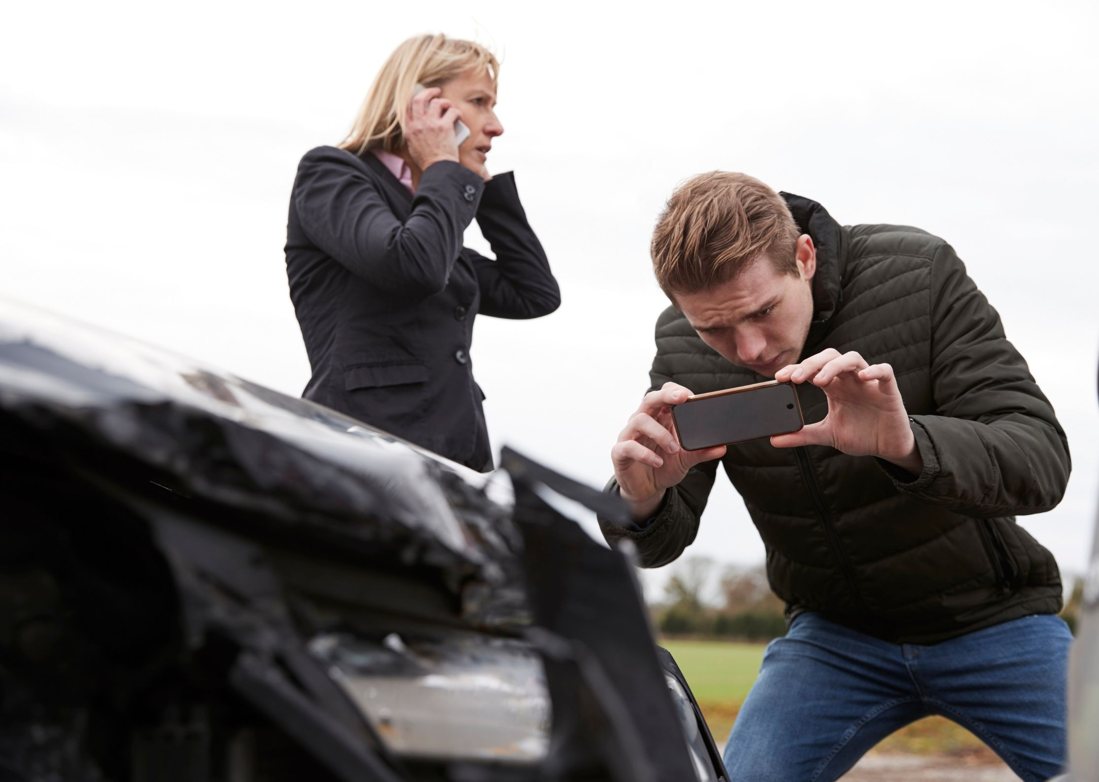 What to do and not to do after a car crash?